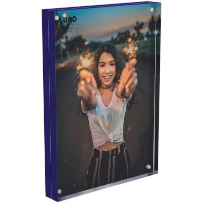Fotorahmen Skittle 18 x 13 x 2 cm | Indigo