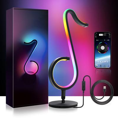 Smart Musical Note LED Light