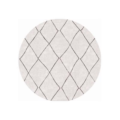 Carpet Soul Chenille Dia 150 cm I Beige AL 184