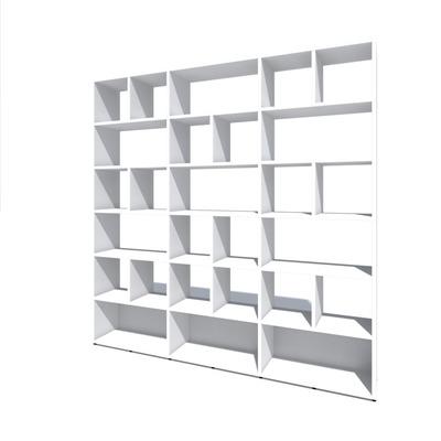 Regalsystem 355 Version 7 | Weiß