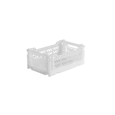 Kiste Mini Aykasa | Weiß