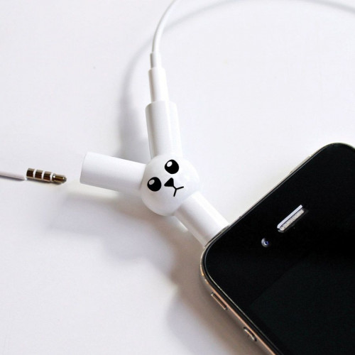 Ohrhörer-Abzweiger   Jack Rabbit