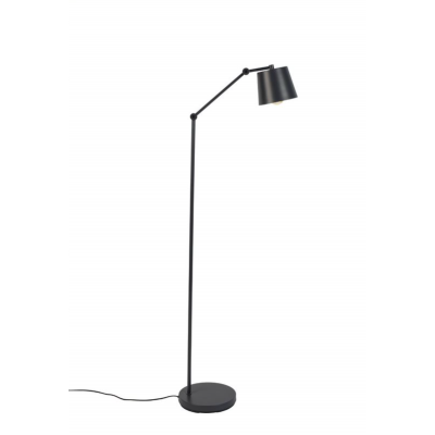 Stehlampe Hajo   Schwarz
