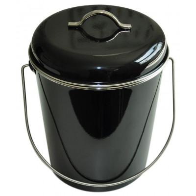 House Keeping Bucket | Black