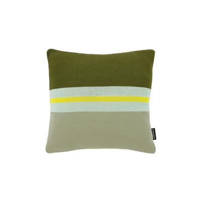 Knitted Cotton Cushion Salvia | Multicolour