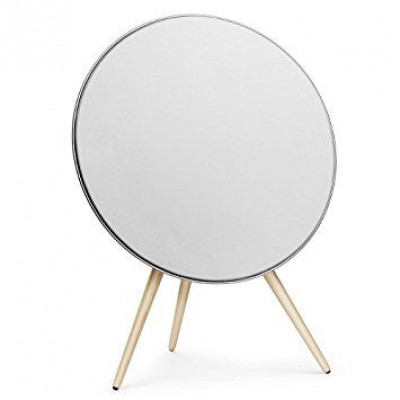 BeoPlay A9   White with maple legs- bluetooth 4.0