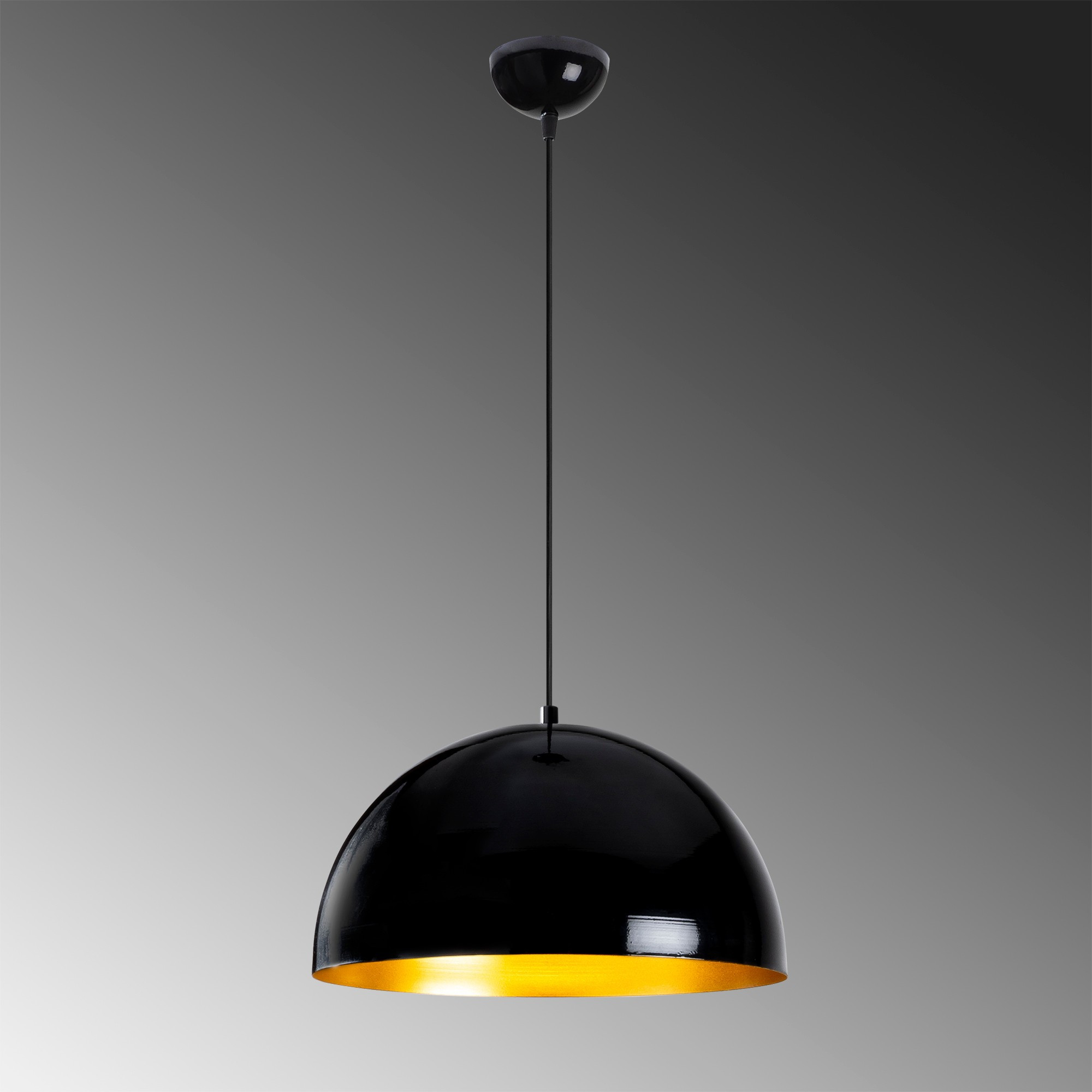 Pendant Lamp Berceste 233-S   Black