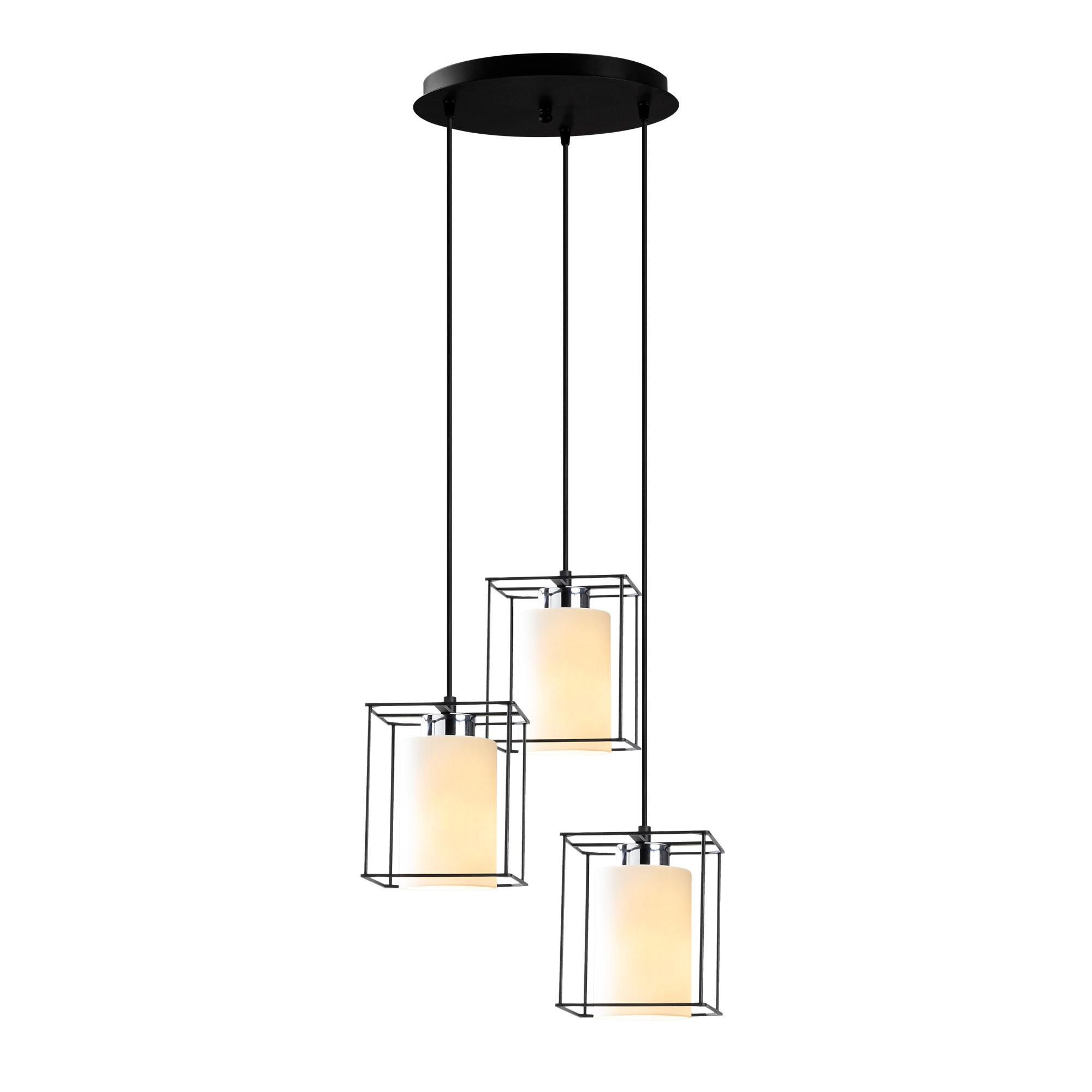 Pendant Lamp Swank 702-S2 | Black