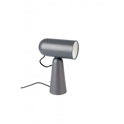 Tischlampe Vesper | Dunkelgrau