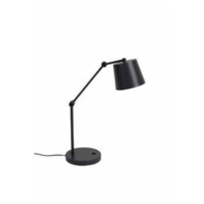 Schreibtischlampe Kato   Schwarz