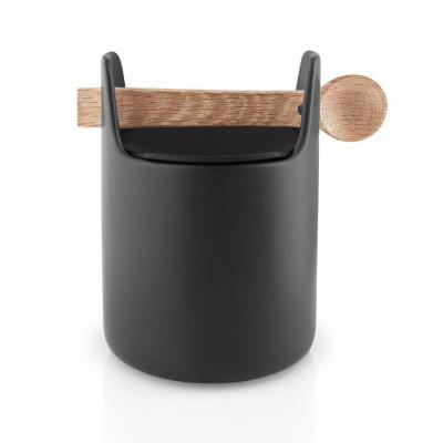 Toolbox mit Löffel H15 | Schwarz