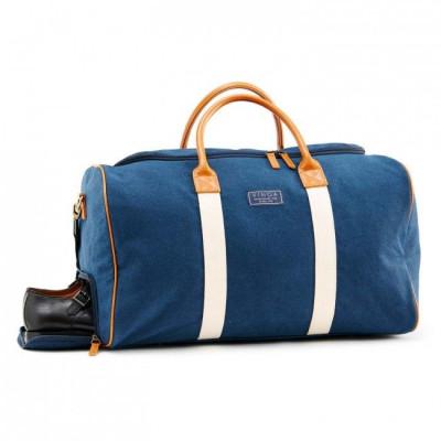 Wochenend-Tasche Clifton   Marineblau