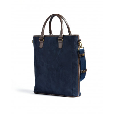 Tote Tasche Hunton | Blau