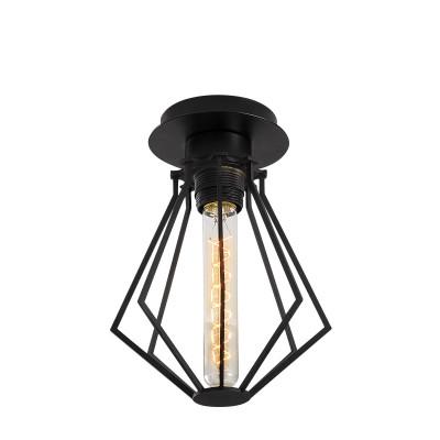 Ceiling Lamp Oylat N-1039 | Black