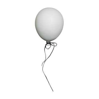 Deko Ballon S | Weiß