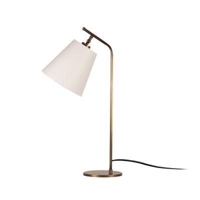 Tischlampe Salihini MR-622 | Vintage Weiß