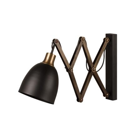 Wandlampe Sivani MR-725 | Vintage Schwarz