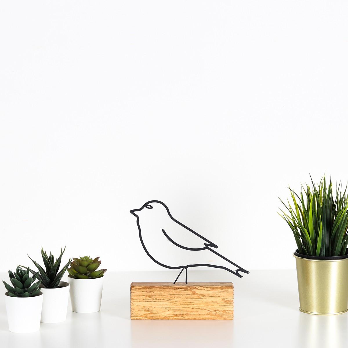 Dekoratives Objekt   Vogel