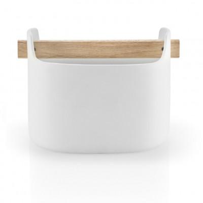Toolbox Flach | Weiß