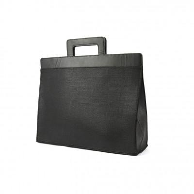 Henry Portfolio Briefcase   Black
