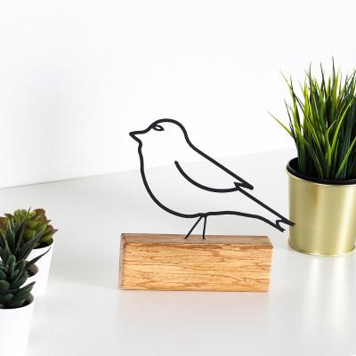 Dekoratives Objekt | Vogel