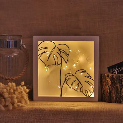 Dekoratives Objekt LED | Blätter