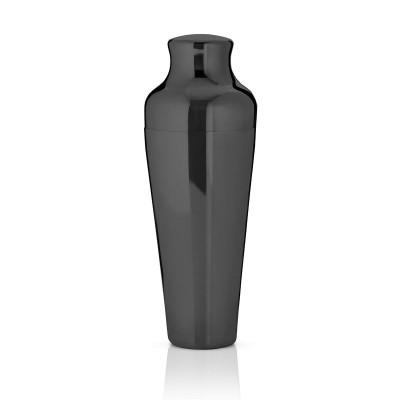 Cocktail-Shaker Warren | Gunmetal Black