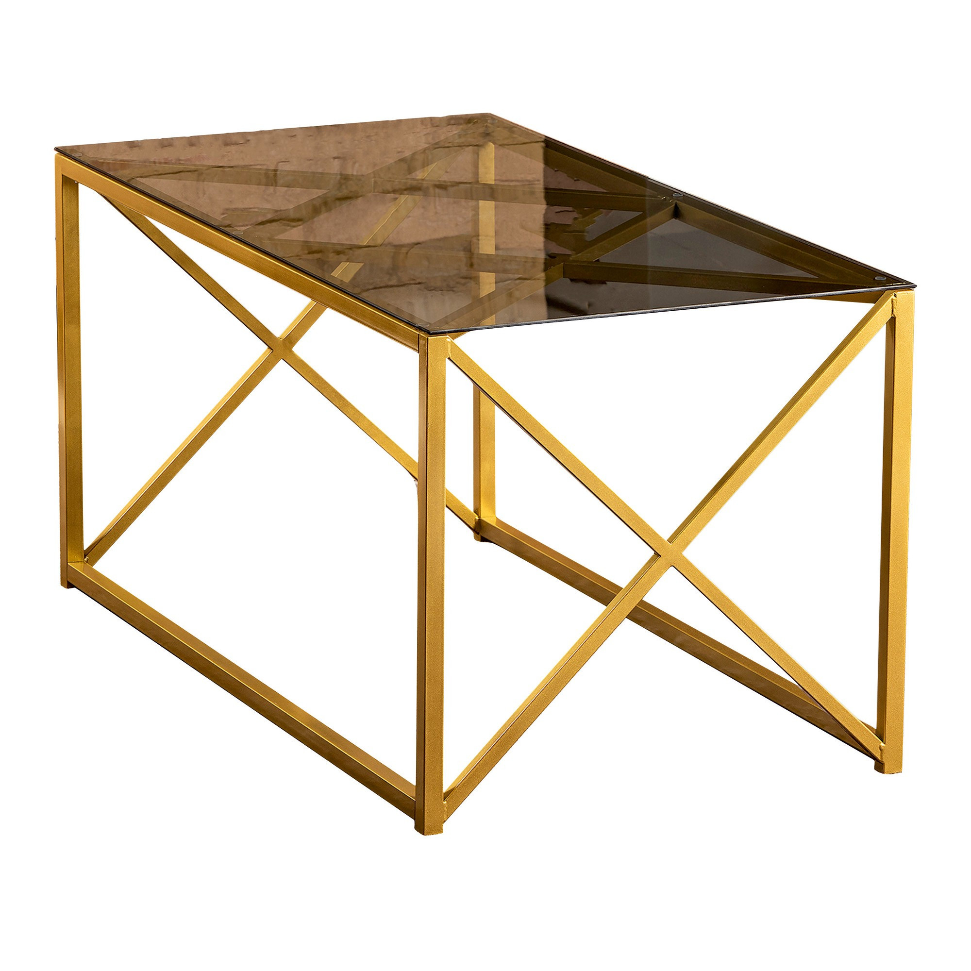 Coffee Table Geise   Gold