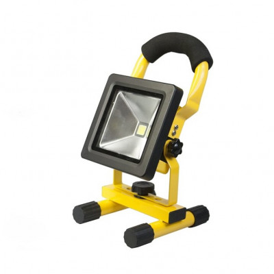 Rechargeable LED Floodlight 10 W