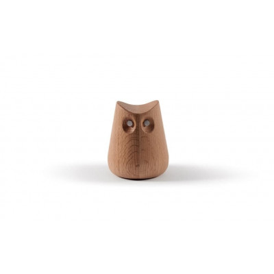 """The Savis"" Owl Small | Naturel"
