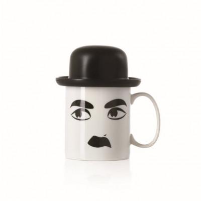 Mug with Silicone Hat Charlie