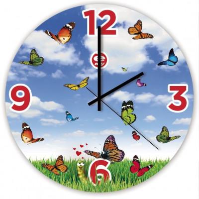 Wall clock Loverfly