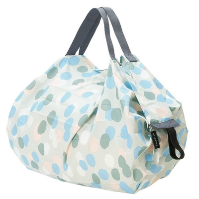Compact Foldable Shopping Bag Hailstones (Arare) | S (3 kg/ 7.5 L)