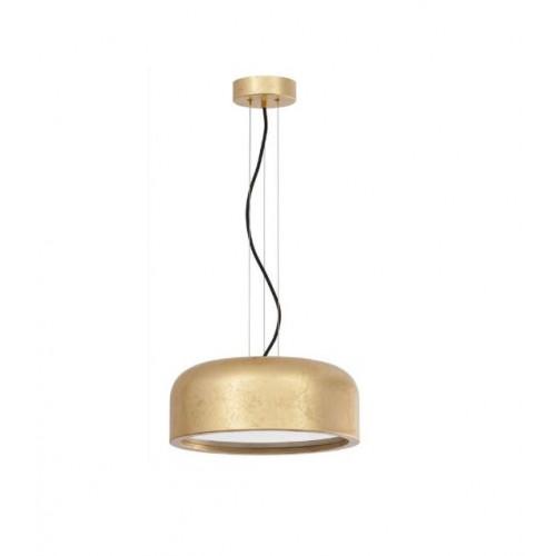 Pendelleuchte Perleto D 35 cm H 133 cm | 2 x 10 W | Gold