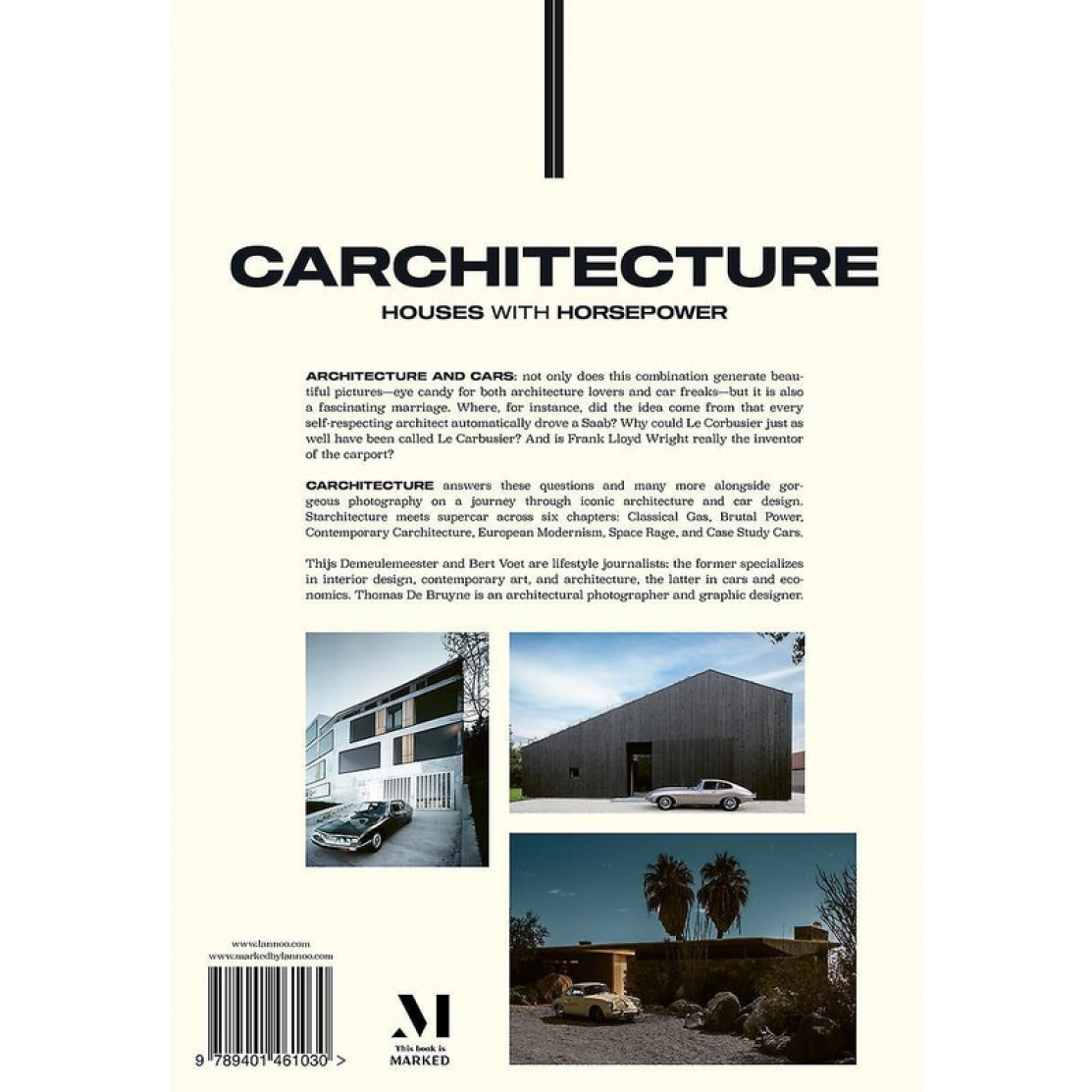 Buch Carchitecture