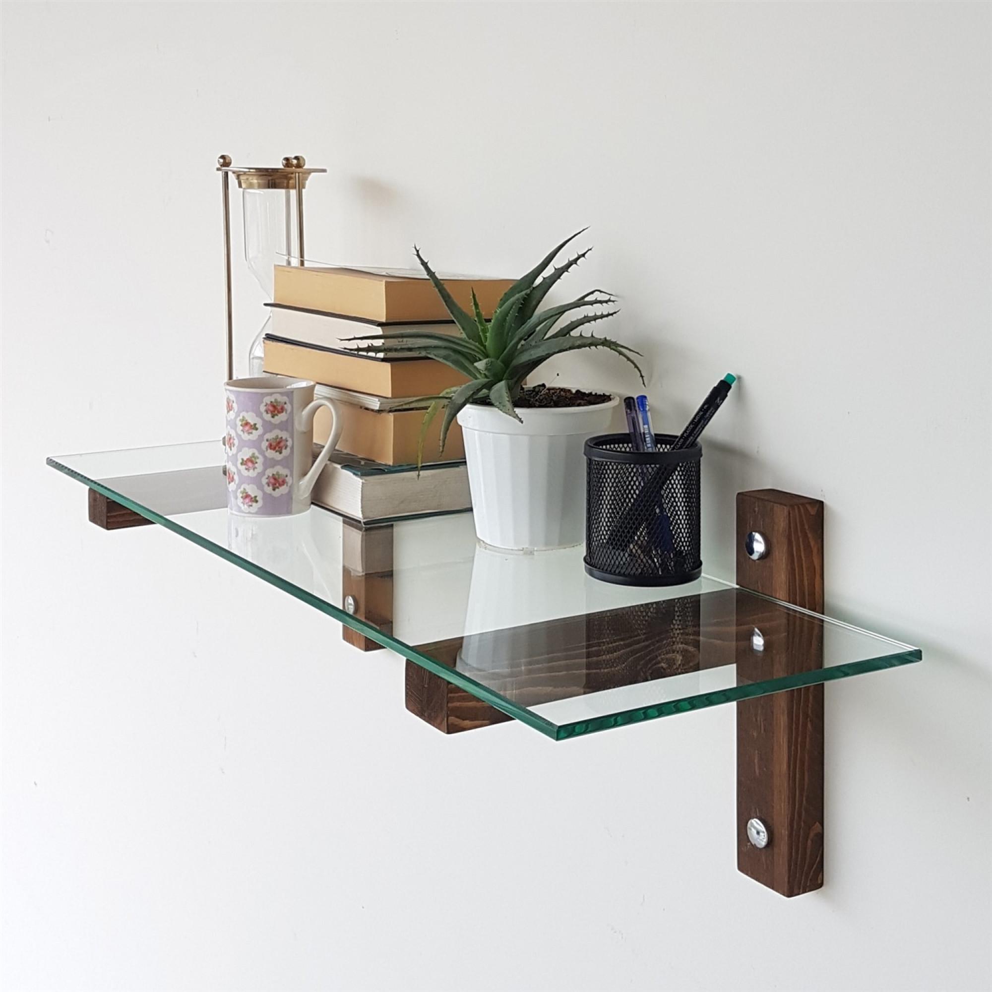 Wall Shelf R 100 | Walnut