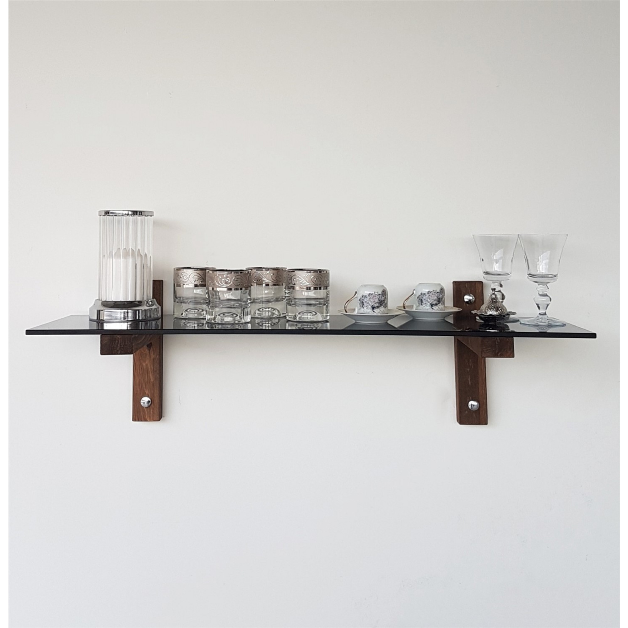 Wall Shelf R 101 | Walnut
