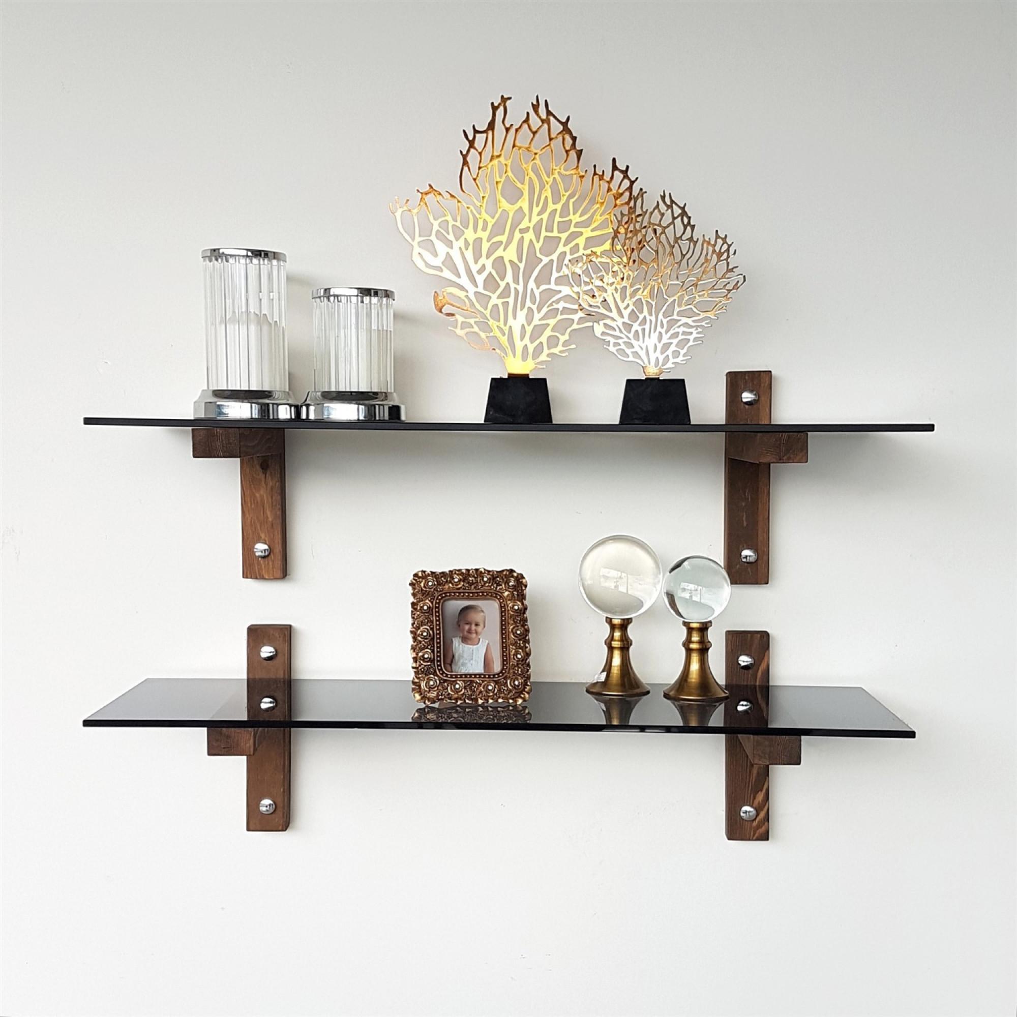 Wall Shelf R 202 | Walnut