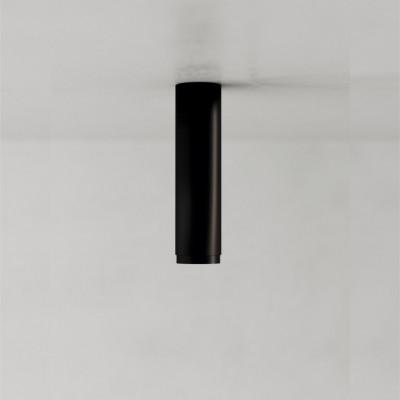 Deckenlampe Fifty-Five 20 cm | Schwarz/Schwarz