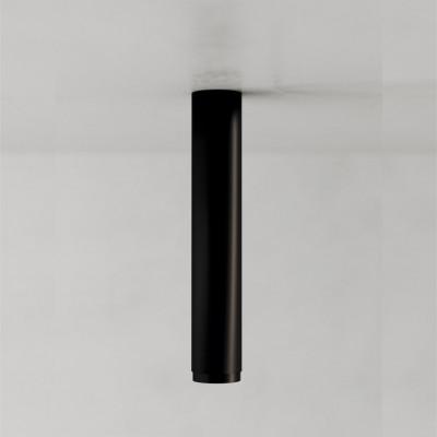 Deckenlampe Fifty-Five 30 cm | Schwarz/Schwarz