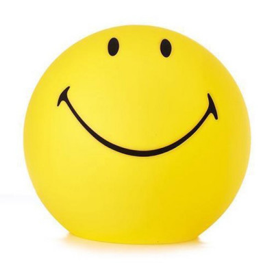 Dimmbare LED Lampe Smiley XL