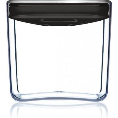 Lebensmittel-Aufbewahrungskiste Pantry Cube | Schwarz-190 cl