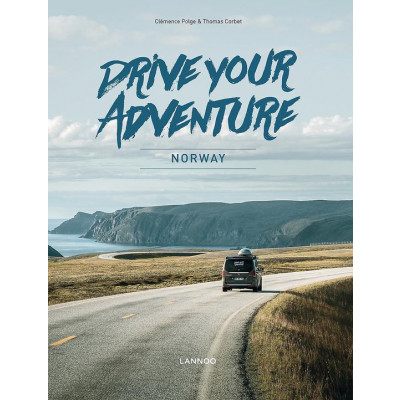 Buch Drive your adventure – Norway