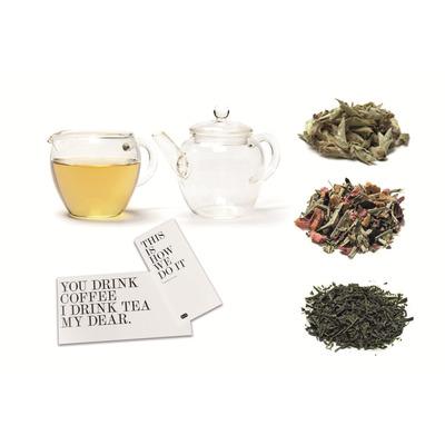 Zeremonielles Tee-Paket