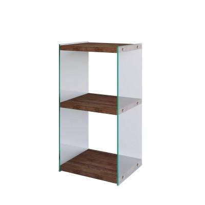 Bücherregal R300 | Nussbaum