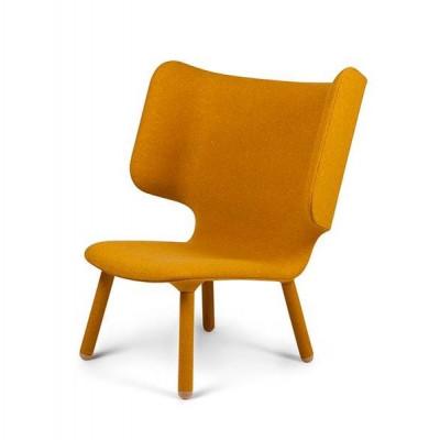 Tembo Chair | Tweed Gelb