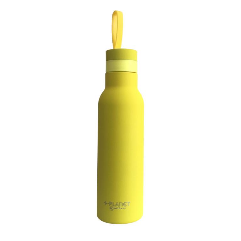 Thermo-Flasche | Gelb