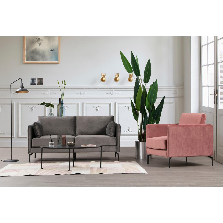 2-Sitzer-Sofa Sino | Grau