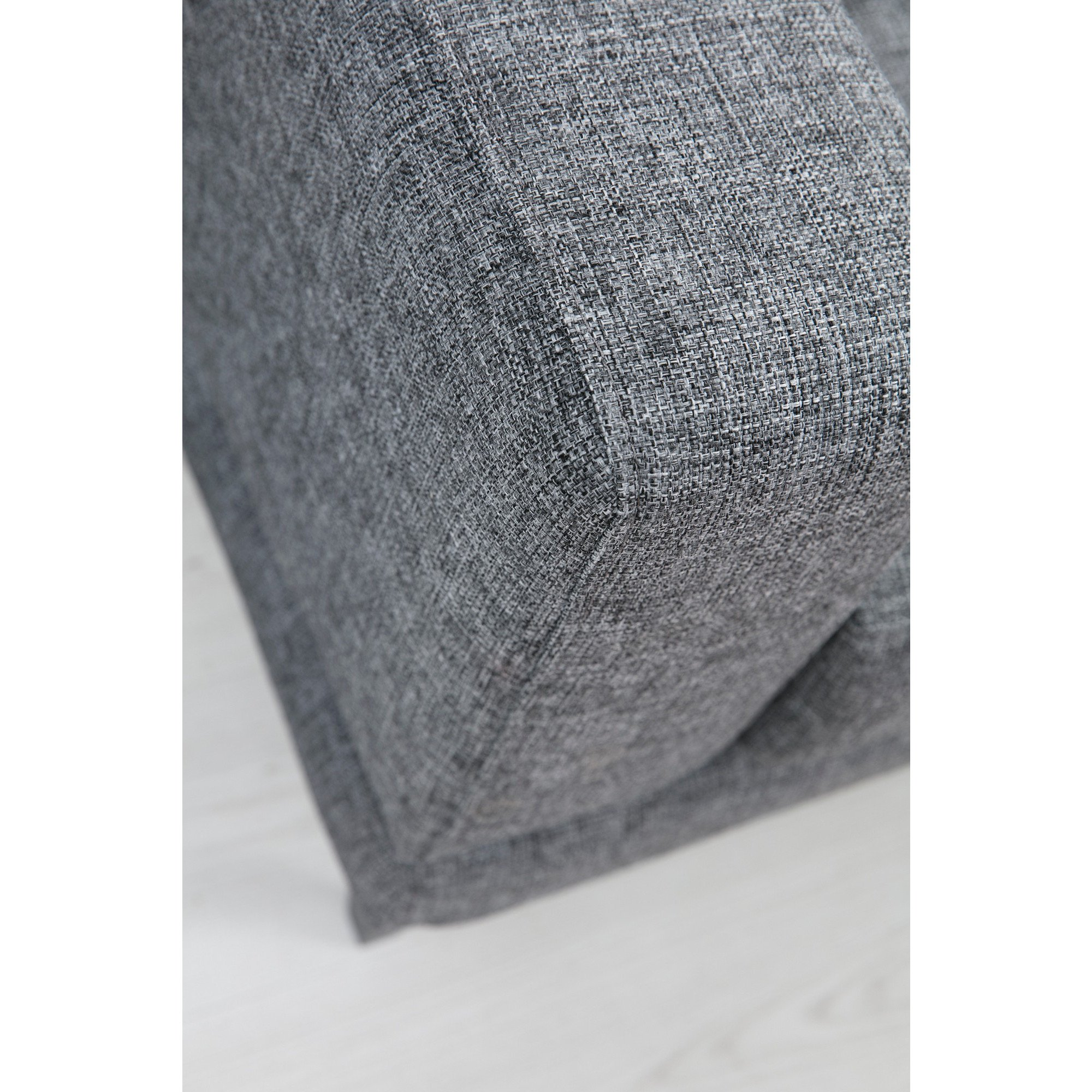 3-Sitzer-Sofa Nordic   Dunkelgrau