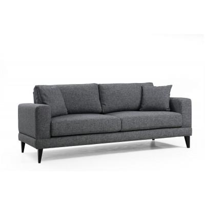 3-Sitzer-Sofa Nordic | Dunkelgrau